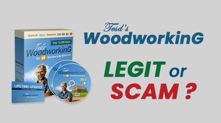 Ted's Wood Working Plans Review